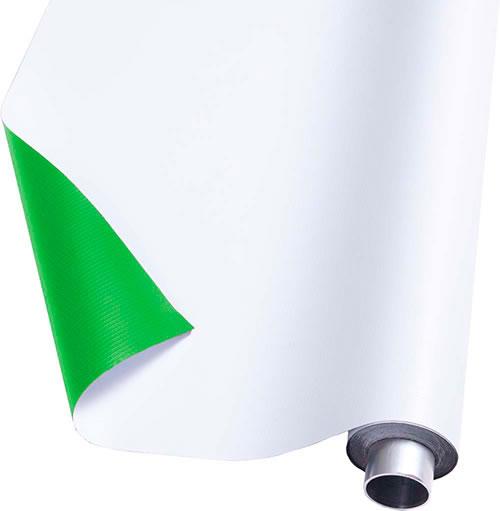 Vinyl-greenscreen