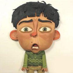 clay-human