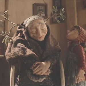 My Stuffed Granny, by Effie Pappa
