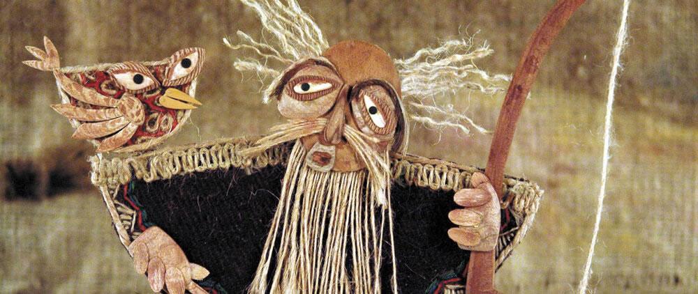 انیمیشن گنجشک و پنه دانه مرتضی احدی